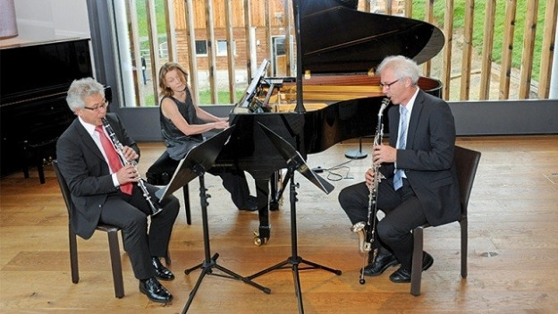 35 onns Calamus Trio - il concert da giubileum
