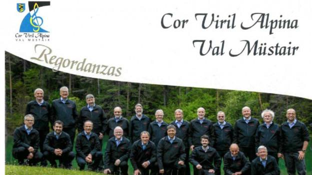 Cor viril Alpina Val Müstair