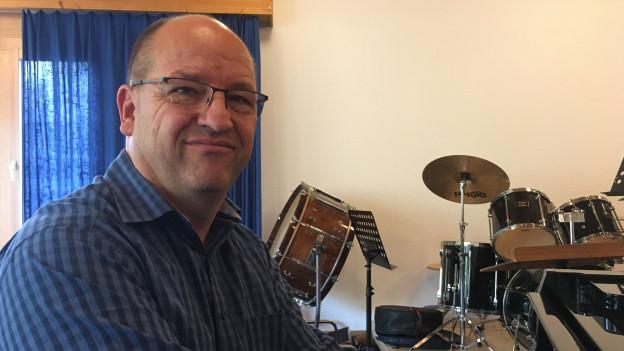 Claudio Steier (58) da Savognin.