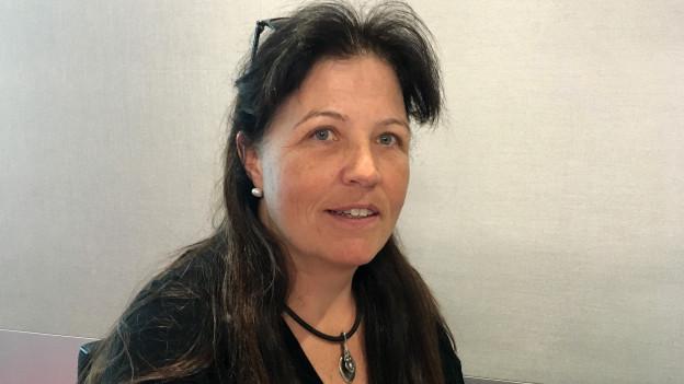 Sandra Luzio (49), Savognin