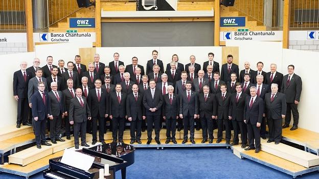 Il Chor viril da Surses - in concert