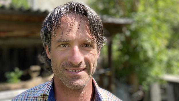 Chasper Cadonau da Ramosch.