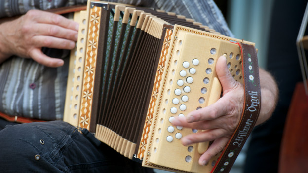 In dals instruments impurtants da la musica populara svizra