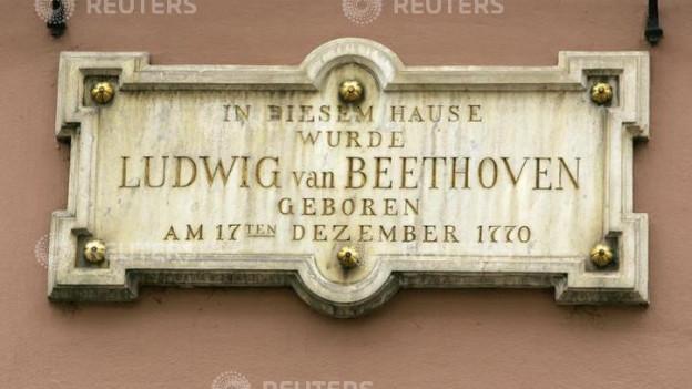 Beethoven, Ludwig -cumponist