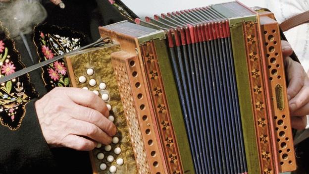 In'orgla da Schwyz - Schwyzerörgeli