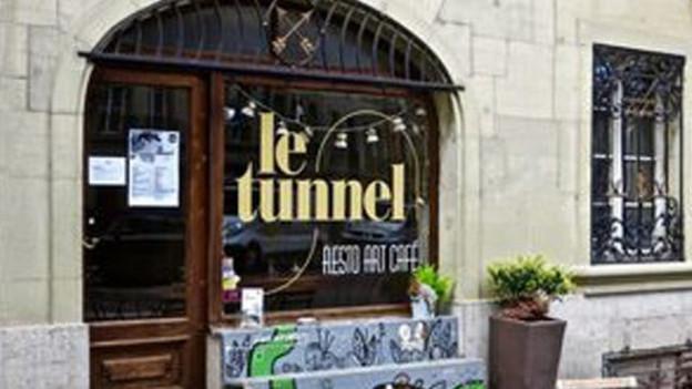 Le Tunnel - il café sozial