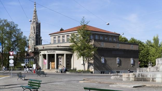 Halla d'art a Berna