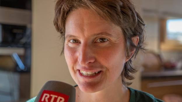 Patricia Cadruvi.