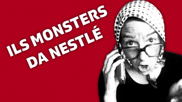 Uorschla Cranzla - monsters da Nestlé