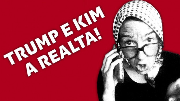 Uorschla Cranzla – Trump e Kim a Realta!
