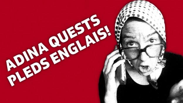 Adina quests pleds englais