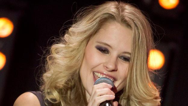 Sängerin Tanja Bachmann alias Tinkabelle.