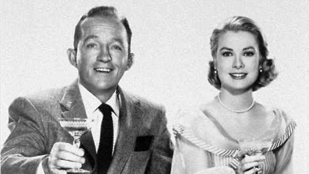 Bing Crosby und Grace Kelly, 1956.