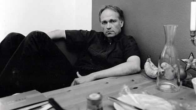 Der Berner Autor Stephan Mathys