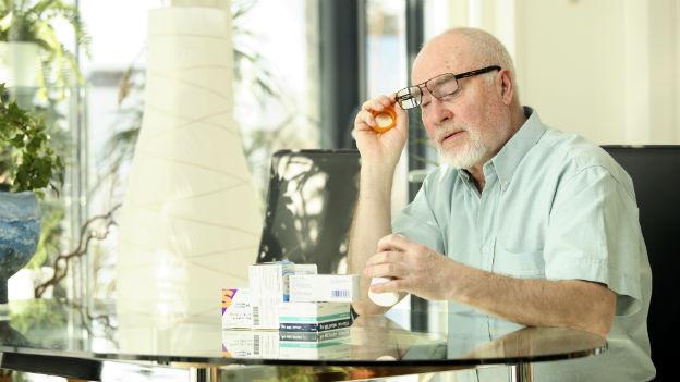 Alte Medikamente, fremde Medikamente: Bitte lesen Sie die Packungsbeilage oder fragen Sie Ihren Arzt oder Apotheker.