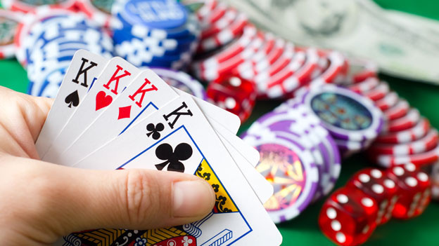 Aktien oder Glücksspiel: Die Aussicht auf einen möglichen Geldsegen ruft trotz der Risiken ein deutlich grösseres neuronales Feuerwerk hervor als das vorhandene Eigentum.