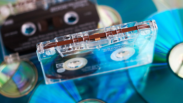 Die Audio-Kassette machte es möglich, eigene Musik aufzunehmen und so mit Familie oder Freunden zu teilen.