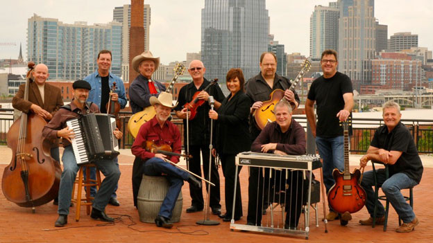 The Time Jumpers: Die Band besteht aus elf Musikern.