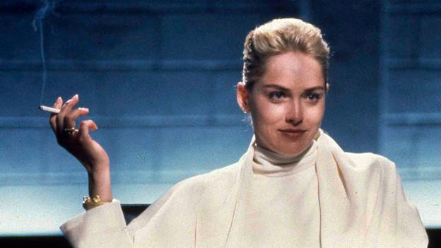 Mit «Basic Instinct» gelang Sharon Stone 1992 der Durchbruch in Hollywood.