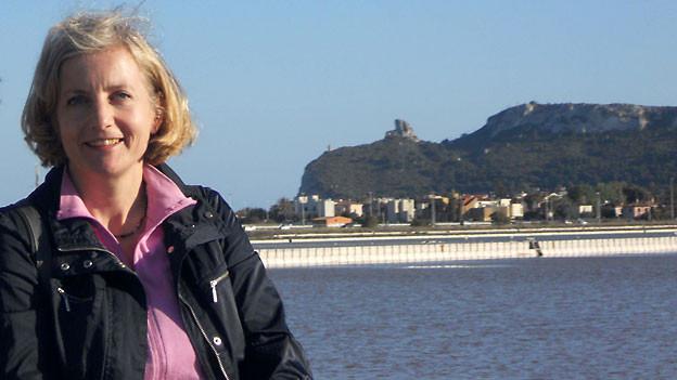 Gerlinde Tautsching lebt seit zehn Jahren in Cagliari.