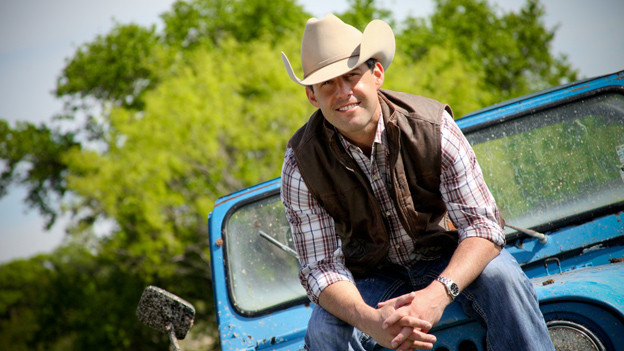 Dieses Jahr am Country Music Festival Albisgütli: Aaron Watson.