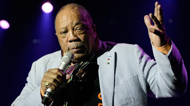 Der Mann, der den Michael Jackson-«Thriller» erschuf: Musikzauberer Quincy Jones.