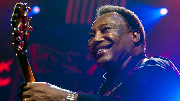 George Benson am Jazz Festival in Montreux 2011.