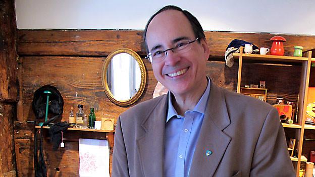 Ronald Schmid ist Leiter des Heimat- und Ortsmuseums Wiedikon.