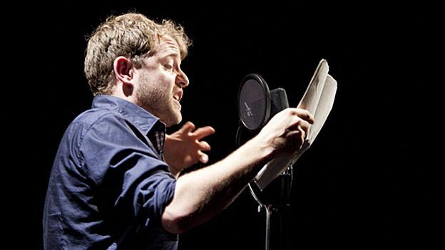 Gabriel Vetter im «PET» Live in Olten 2011