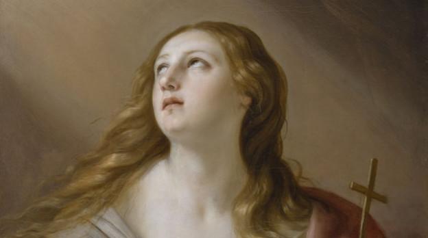 «Maria Magdalena» von Guido Reni (1575 - 1642).