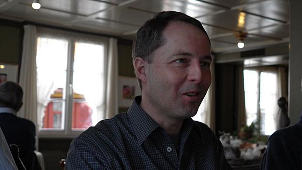 Stefan Meyer, Gewinner der Appenzeller Kabarett-Tagen 2013