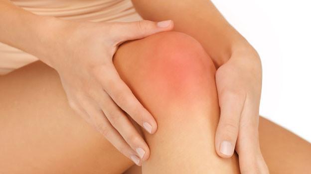 Knie und Fingergelenke sind am häufigsten von der Arthrose betroffen.