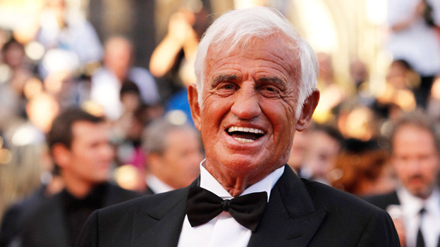 Jean-Paul Belmondo 2011 am Cannes Film Festival.
