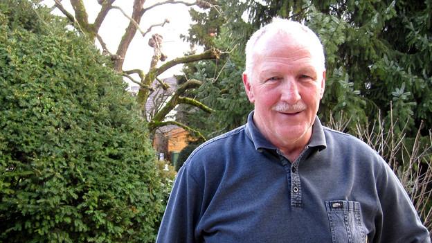 Erwin Bleuer: Fast wäre aus ihm ein Fussballer geworden, hätte der Schwiegervater ihm nicht das Turnen ans Herz gelegt.