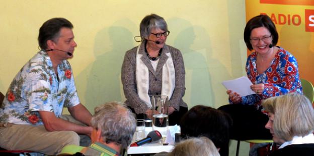Markus Zimmermann und Verena Näf zu Gast im «Persönlich» mit Katharina Kilchenmann.