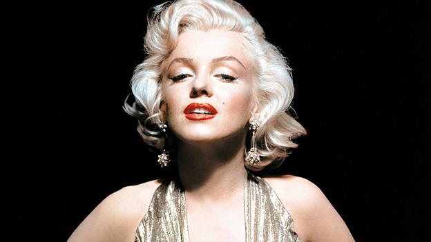 Marilyn Monroe - Sexsymbol einer ganzen Generation.