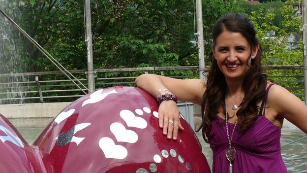 Suzanna Senn-Benes, Präsidentin der Aktion«Schweiz zeigt Herz».