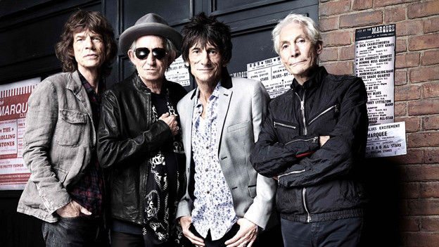 Ur-Gesteine des Classic Rock: The Rolling Stones.
