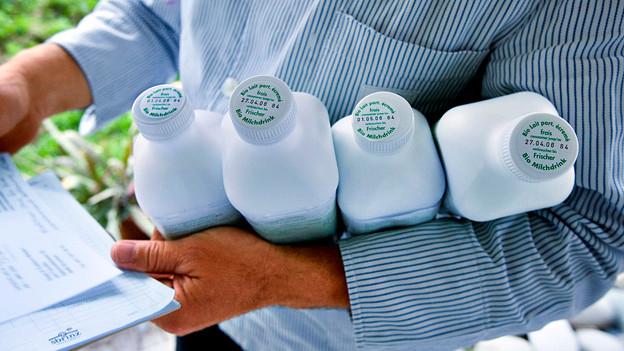 Milchdrink, Vollmilch, Magermilch, Vorzugsmilch: Milch gibt es in unzähligen Varianten.