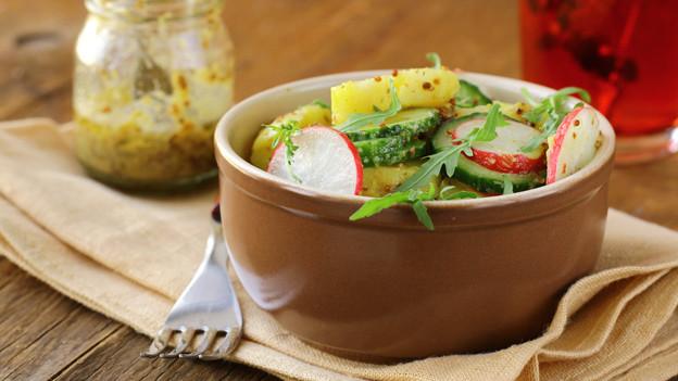 Französisch oder italienisch? Salatsaucen gibt es in den verschiedensten Varianten.
