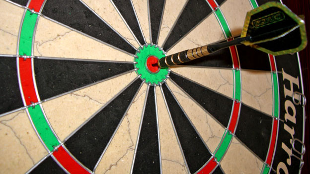 Darts - Sport und Freizeitvergnügen