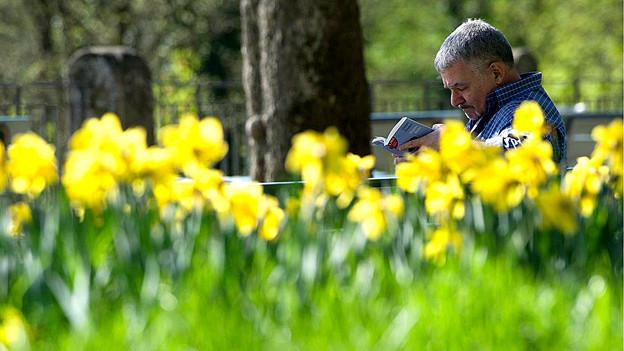 Lange haben wir darauf gewartet, jetzt ist er endlich hier: Der Frühling hält Einzug in der Schweiz.