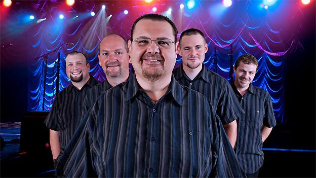 Junior Sisk & Ramlbers Choice: Die Stars am 14. Spring Bluegrass Festival Willisau.