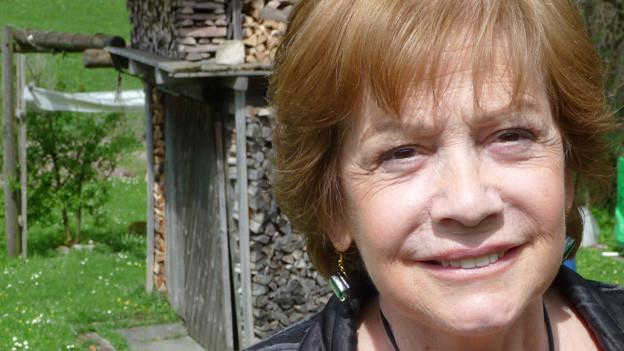 Kennt die Benimmregeln Europas: Renée Madeline Cruciani.