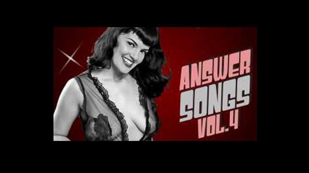 In den 50ern kamen «Answer Songs» auf.