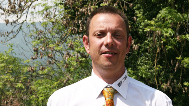 Josef Willi, Präsident des Schweizerischen Camping- und Caravanningverbands.