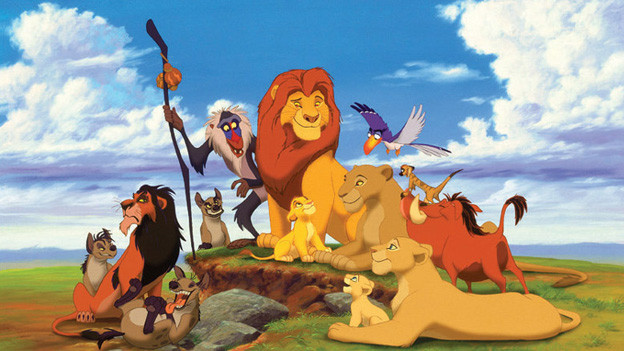 «Circle of Life» – Elton John singt im Film «Lion King» den Titel.