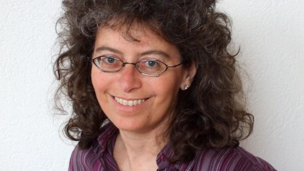 Anne Ithen neun Jahre nach dem Attentat auf das Zuger Kantonsparlament.