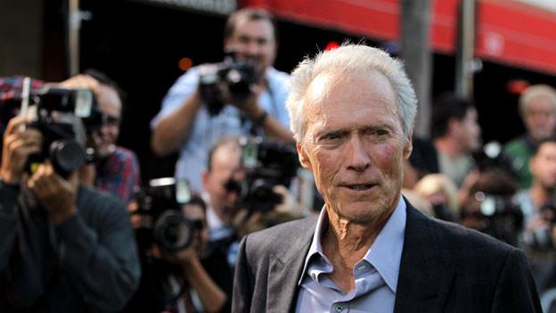 Clint Eastwood bei einer Filmpremiere 2012 Los Angeles.