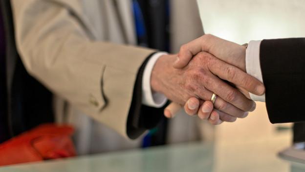 Ziel jeder Verhandlung ist es, eine Einigung zu finden.